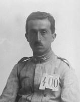 Aspirante pilota della Prima Guerra mondiale, matricola n. 400