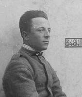 Aspirante pilota della Prima Guerra mondiale, matricola n. 3481